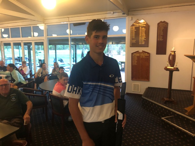 Braedon Law Gross RU from RFGC with 75